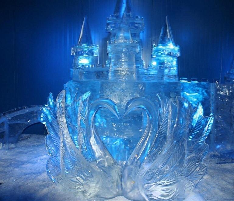 Картинки дворца из льда