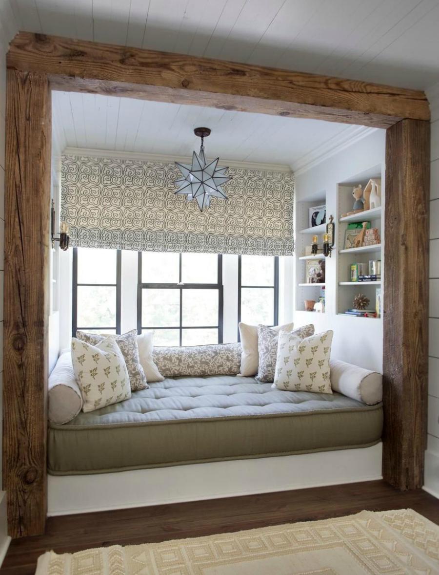 Фотографии кроватей из дерева были