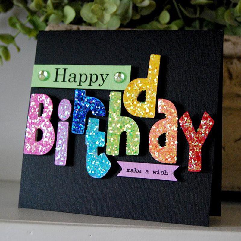 Креативная открытка своими руками на день рождения подруге 30 лет, именем лена днем