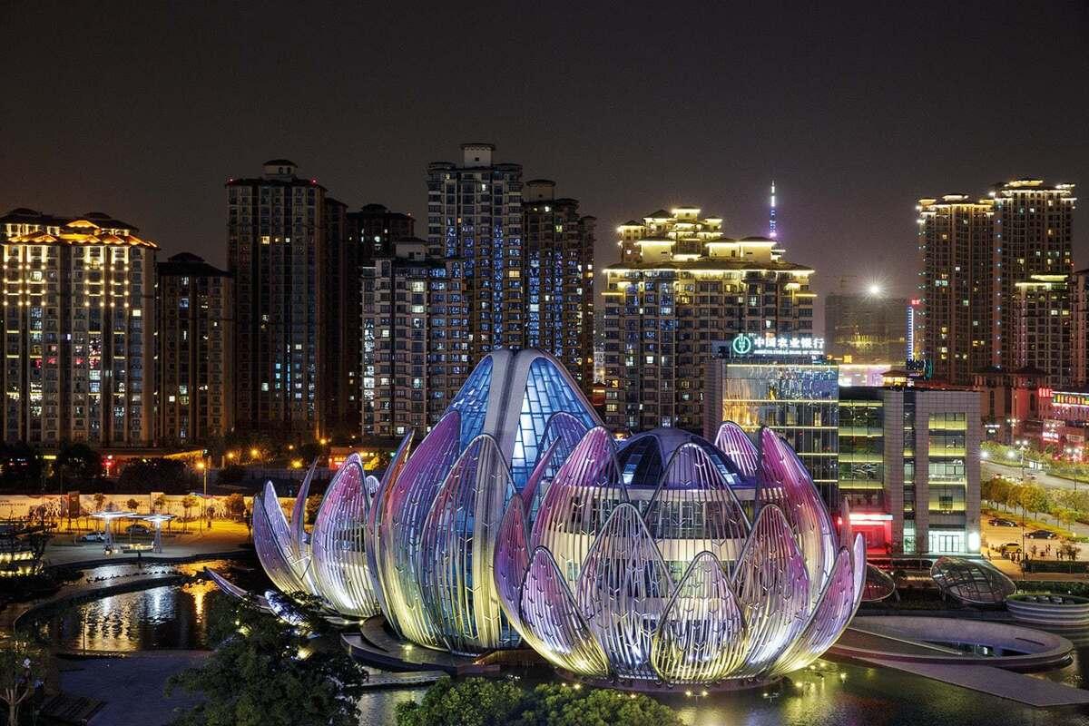 архитектура современного города фото новость для