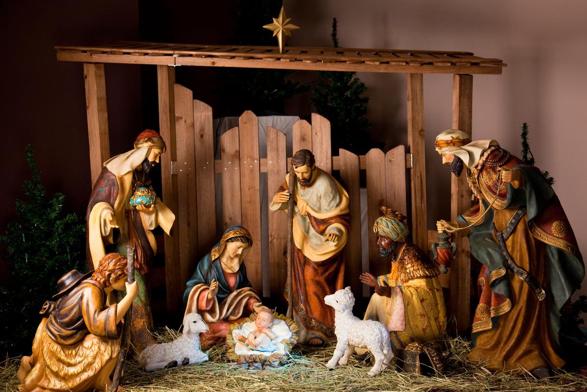 Рождественские картинки вертеп в хорошем качестве, картинки