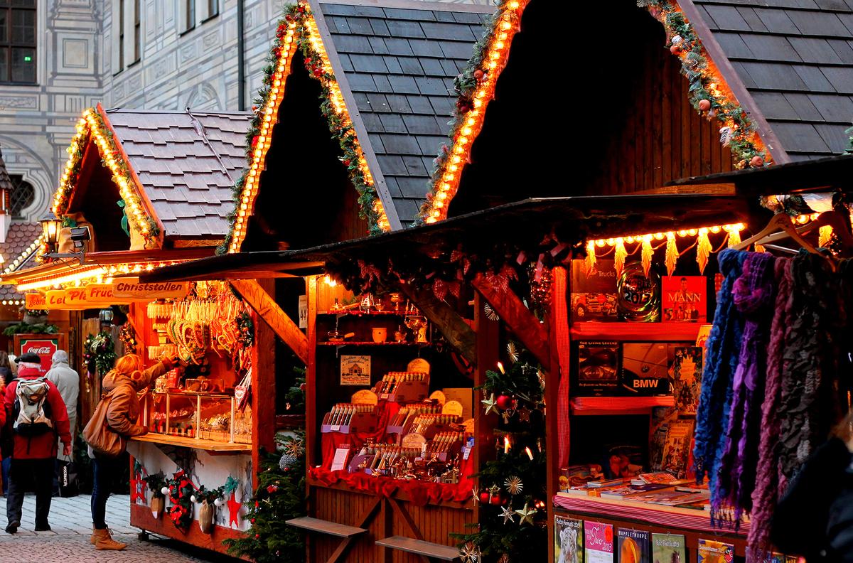 Немецкие рождественские картинки